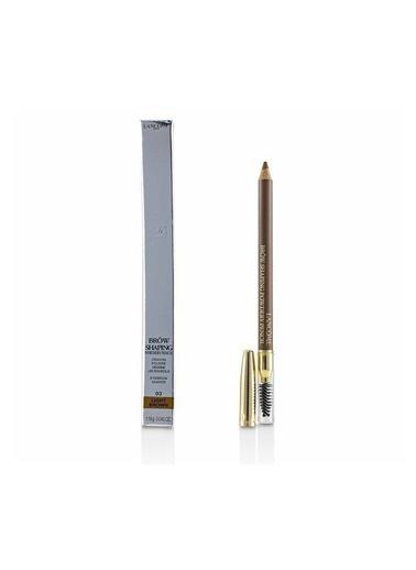 Lancome Lancome Brow Shaping Powdery Pencil 03 Light Brown Renkli